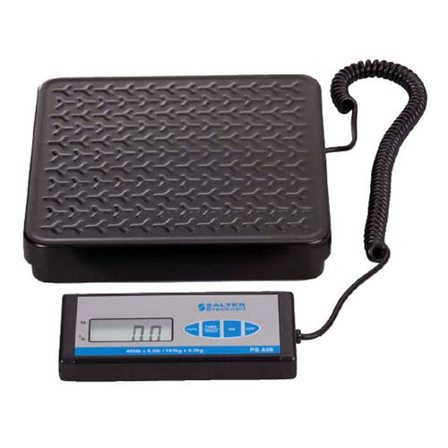 Platform Bench Scale Black