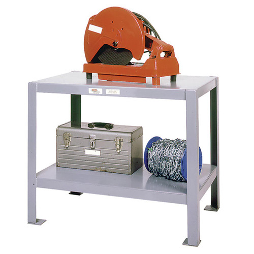 2 Shelf Machine Table