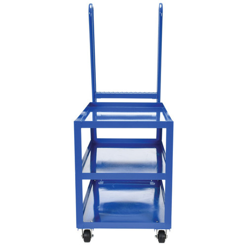 Hi-Duty Stockpicker Cart Front View