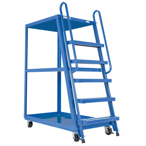 Hi-Frame Stockpicker Cart
