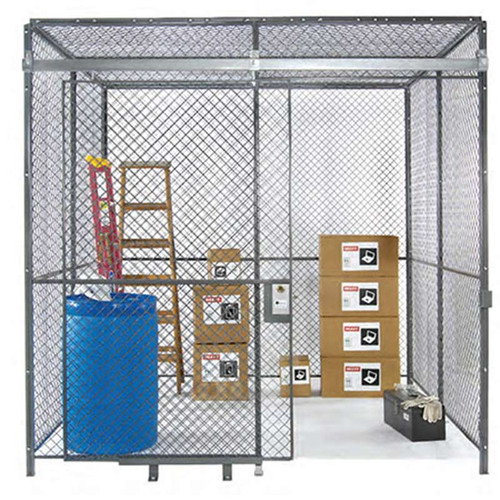 Wire Cage Set Up