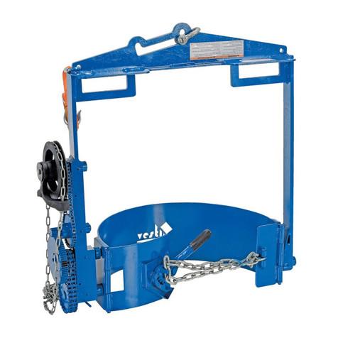 Hoist Mounted Drum Carriers/Rotator