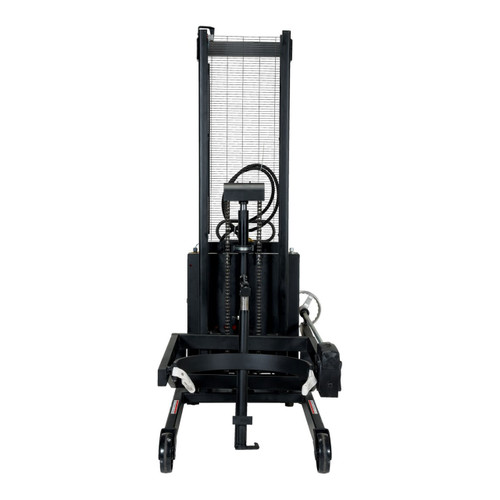 Portable Drum Lifter/Rotator/Transporter Front View