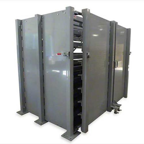 Sheetmaster Sheet Metal Storage Rack Closed