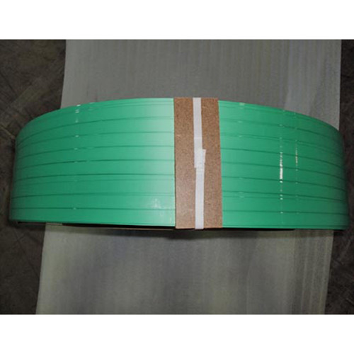 Polyester Strapping Side View