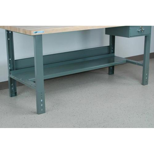 Workbench Bottom Shelf Half