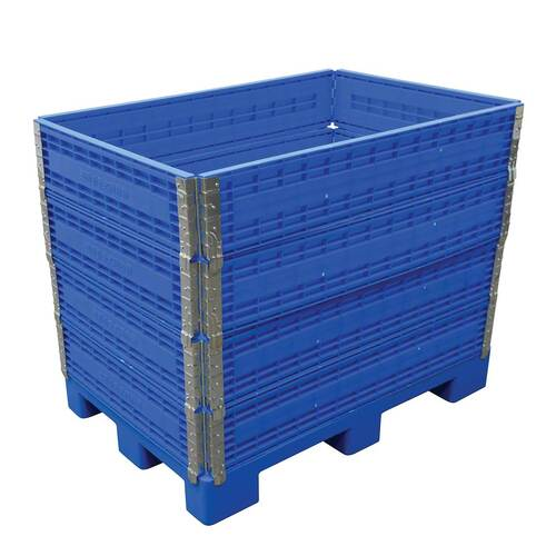 Vestil's Multi-C folding and multi height container