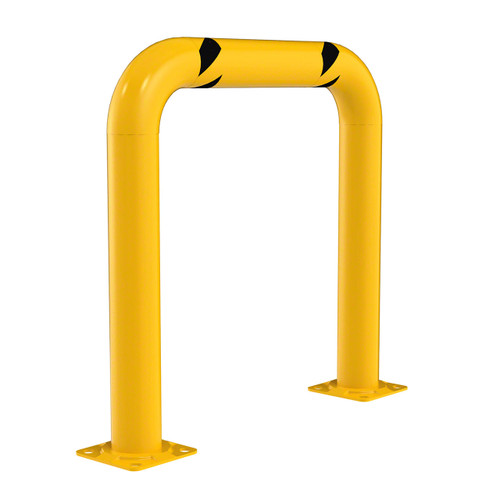 High profile machinery guards protect valuable machinery