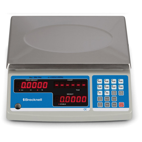 High Accuracy Counting Scale