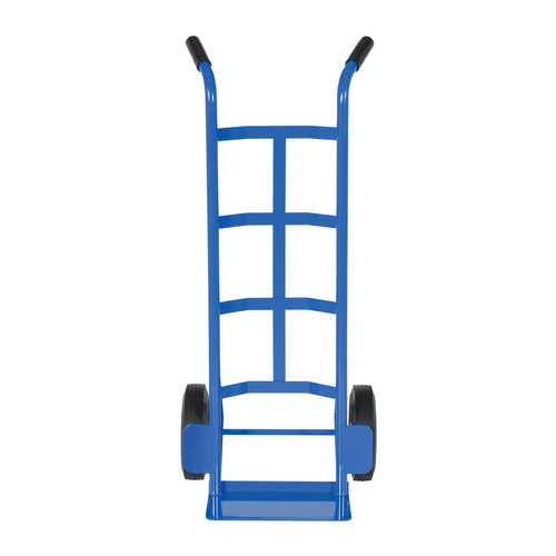 Steel Dual Handle Hand Cart Front