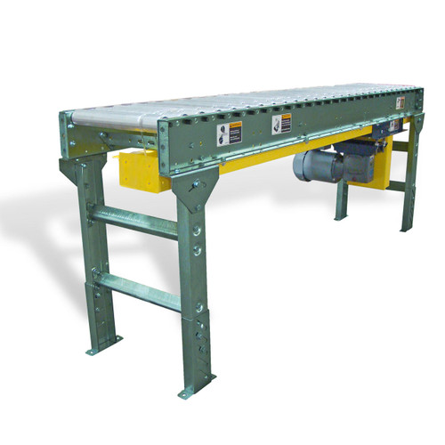 Take the guesswork out of buying lineshaft conveyor - SJF Lineshaft Conveyor Complete Starter Kits are a fast and easy way to buy conveyor