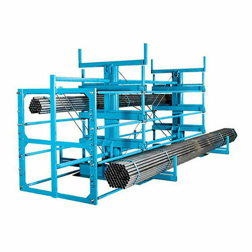 Crank-Out Cantilever Racking