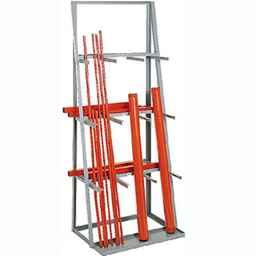 Vertical Short Bar Storage Rack