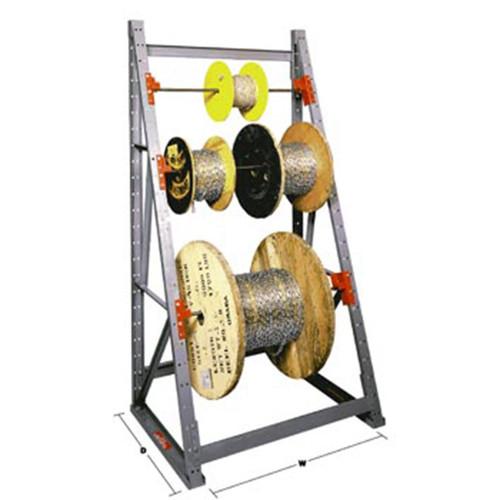 Reel & Spool Rack