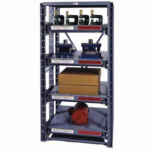Roll-Out Shelf Rack