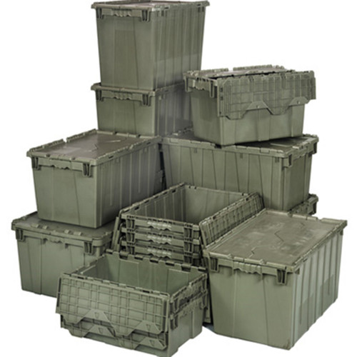 Quantum Attached Lid Containers