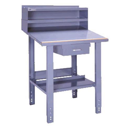 Steel Top Shop Desk