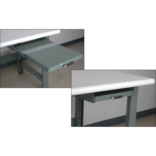 Workbench Pull-Out Writing Surface