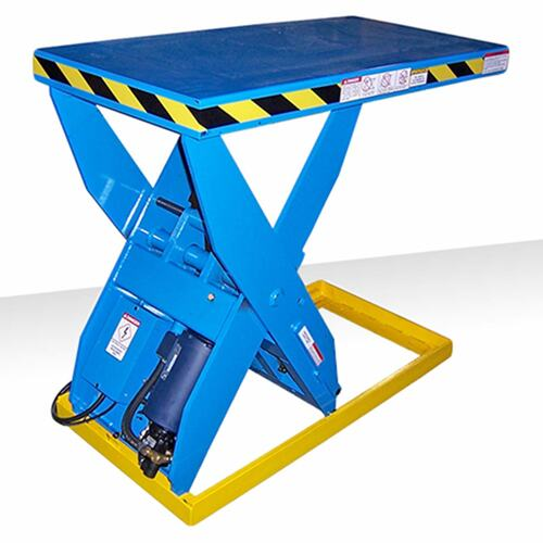 Medium Duty Lift Table