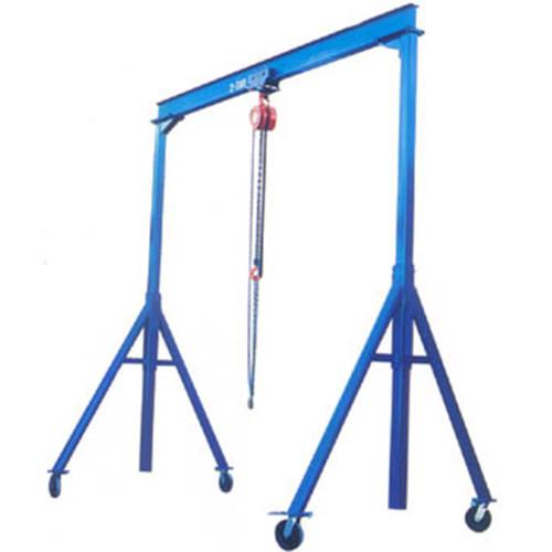 Adjustable Height Steel Gantry Crane