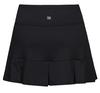 "Tail Ladies Doral 14.5"" Pleated Tennis Skorts - ESSENTIALS (Black)"
