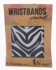 Wristpect Sport! - Tennis Wristband (Single) - Arctic Tigris