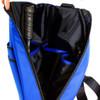 40 Love Courture Ladies Pickleball Backpacks - Blue / Black Lining