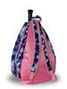 NTB Ladies Tennis Backpack - Bianca (Pink & Purple Bubbles)
