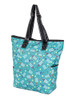 Sydney Love Ladies Serve It Up  Large Tennis Tote Bag - Turquoise