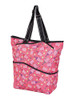 Sydney Love Ladies Serve It Up  Large Tennis Tote Bag - Pink