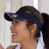 JoFit Ladies Jo Tennis Visors - Midnight Navy