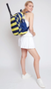 Ame & Lulu Ladies Game On Tennis Backpacks - Happy