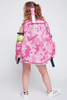 Ame & Lulu Girl's Little Love Tennis Backpacks - Pink Camo