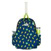 Ame & Lulu Girl's Little Love Tennis Backpacks - Thunder