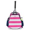 Ame & Lulu Ladies Game On Tennis Backpacks - Candy