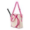 Ame & Lulu Ladies Hamptons Tennis Tour Bags - Pomegranate