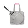 Ame & Lulu Ladies Sweet Shot 2.0 Tennis Tote Bags - Grey