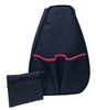 40 Love Courture Ladies Sophi Tennis Backpacks - Navy Blue Linen