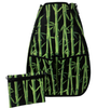 40 Love Courture Ladies Sophi Tennis Backpacks - Bamboo with Green Lining