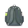 Ame & Lulu Ladies Courtside 2.0 Tennis Backpacks - Charcoal