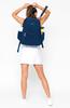 Ame & Lulu Ladies Courtside 2.0 Tennis Backpacks - Navy