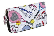Sydney Love Ladies Tennis Zip Around Wallet – Tennis Everyone
