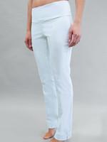 JoFit Ladies Jo Slimmer Pants - Cosmopolitan (White)