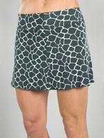 0ae7de561fa CLEARANCE JoFit Ladies   Plus Size Signature Tennis Skorts - Mojito  (Giraffe)