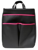 40 Love Courture Ladies Sophi Tennis Tote Bags - Black Faux