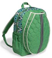 Cinda B Ladies Tennis Backpacks - Verde Bonita