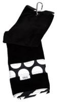 Glove It Ladies Tennis Towels - Mod Dot
