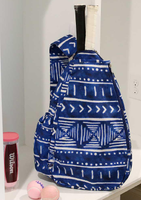 Buckhead Betties Ladies Tennis Backpacks - Indigo Daze