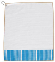 Ame & Lulu Tinsley Towel - Ticking Stripe