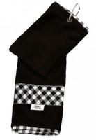 Glove It Ladies Tennis Towels - Checkmate